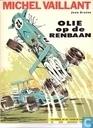 Comics - Michel Vaillant - Olie op de renbaan