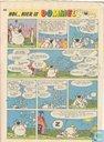 Strips - Minitoe  (tijdschrift) - 1989 nummer  25