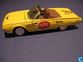 Voitures miniatures - Johnny Lightning - Ford Thunderbird 'Coca-Cola'