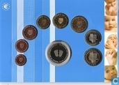 "Coins - the Netherlands - Netherlands year set 2005 ""Babyset"""