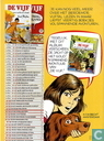 Comic Books - Famous Five, The - Het Inca-beeld