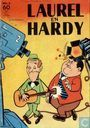 Strips - Laurel en Hardy - Laurel en Hardy nr. 9