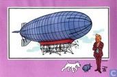 "Comic Books - Kuifjesbon producten - Chromo's ""Luchtschepen"" 57"