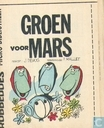 Comics - Robbedoes (Illustrierte) - Groen voor Mars