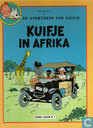 Comic Books - Tintin - Kuifje in Afrika + Kuifje in Amerika