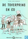 Strips - Jonge Reinout, De - De toverprins en co
