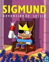 Comic Books - Sigmund - Zeventiende sessie