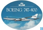 Aviation - KLM - KLM - 747-400 (01)