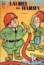 Comic Books - Laurel and Hardy - Laurel en Hardy nr. 11