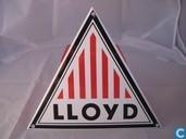 Emaille Bord : Lloyd