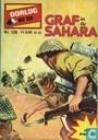 Strips - Oorlog - Graf in de Sahara