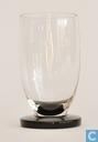 Glass / crystal - Kristalunie - Benedictus Likeurglas blank-zwart