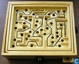 Board games - Labyrinth (hout) - Labyrinthe Labyrint Labyrinto