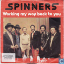 Disques vinyl et CD - Spinners, The - Working my way back to you