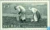 Postage Stamps - Sweden [SWE] - Nordic Museum of centenary of the