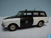 Volkswagen 1600L Variant Polizei