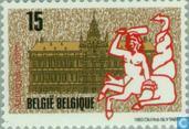 Postzegels - België [BEL] - Culturele hoofdstad