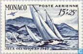 Postage Stamps - Monaco - Olympics