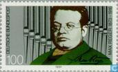 Postage Stamps - Germany, Federal Republic [DEU] - Max Reger
