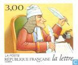 Geschiedenis van de brief