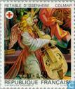 Postage Stamps - France [FRA] - Issenheim altarpiece - Colmar