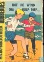 Bandes dessinées - Robbedoes (tijdschrift) - Hoe de wind om hulp riep...