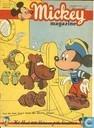 Bandes dessinées - Mickey Magazine (tijdschrift) - Mickey Magazine   8