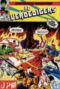 Comic Books - Man-Thing - De hand maakt een vuist