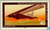Timbres-poste - Berlin - Aviation