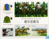 Briefmarken - Irland - China Briefmarkenausstellung
