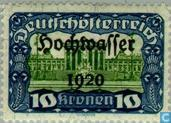 Postage Stamps - Austria [AUT] - Flood