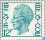 Postage Stamps - Belgium [BEL] - King Baudouin (Elström)