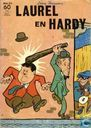 Comic Books - Laurel and Hardy - Laurel en Hardy nr. 19