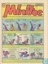 Comic Books - Minitoe  (tijdschrift) - 1989 nummer  34