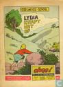 Comic Books - Ohee (tijdschrift) - Lydia knapt het op