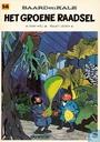 Comics - Gin und Fizz - Het groene raadsel