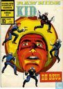 Comic Books - Drie vagebonden, De - De beul
