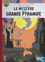 Bandes dessinées - Blake et Mortimer - Le mystere de la grande pyramide 2 - La chambre d'Horus