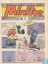 Bandes dessinées - Minitoe  (tijdschrift) - 1989 nummer  35