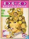 Comic Books - Duo Beeldroman (tijdschrift) - Kijk uit, Miranda!