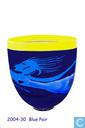 Glas / kristal - Wilke Adolfsson-Rolf Sinnemark - Blue Pair