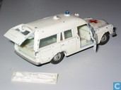 Voitures miniatures - Matchbox - Mercedes-'Binz' Ambulance