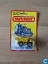 Model cars - Matchbox - Faun Dump truck