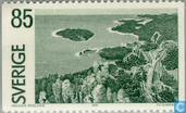 Timbres-poste - Suède [SWE] - Tourisme - Ångermanland