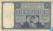 Banknotes - Zeeuws meisje - 10 guilder Netherlands 1924