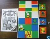 Board games - Lotto (plaatjes) - Kleurenpret met Nijntje