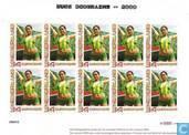 Postage Stamps - Netherlands [NLD] - Bodypainting