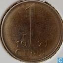 Pays-Bas 1 cent 1971