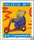 Postage Stamps - Switzerland [CHE] - Children's Books