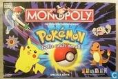 Spellen - Monopoly - Monopoly Pokemon Editie